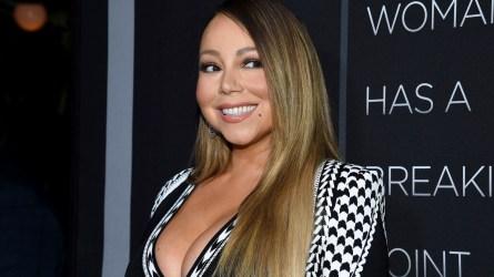 Mariah Carey celebrates 50th birthday