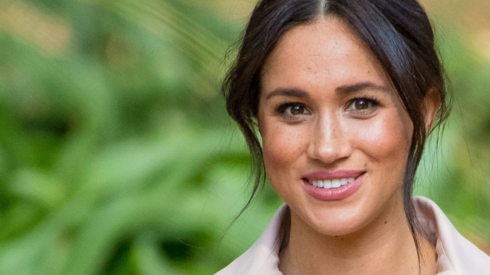 Meghan Markle's First Post-Royal Gig? Narrating