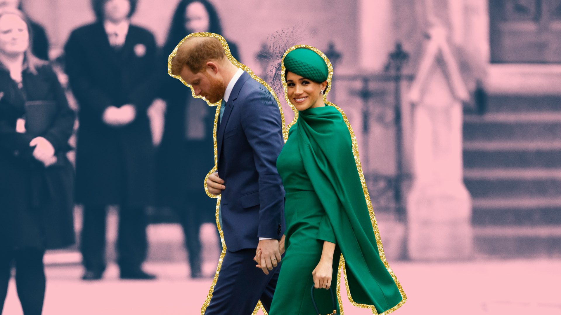 signs meghan markle prince harry were going to exit the royal family sheknows signs meghan markle prince harry were
