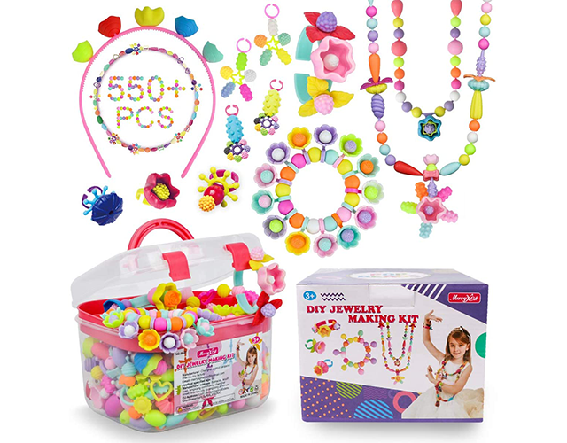 pop beads best jewelry making kit amazon