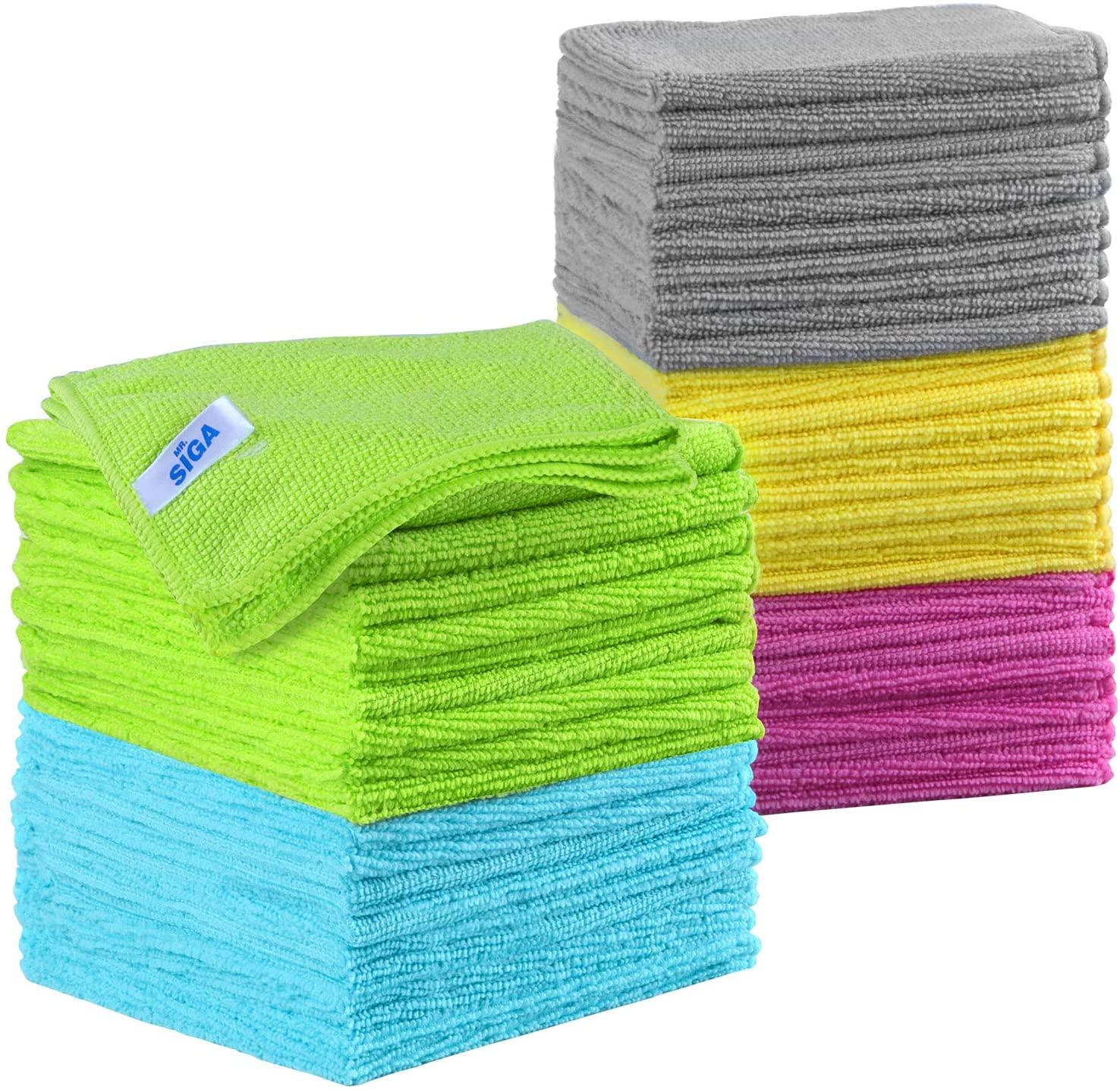 Mr. SIGA microfiber cloths