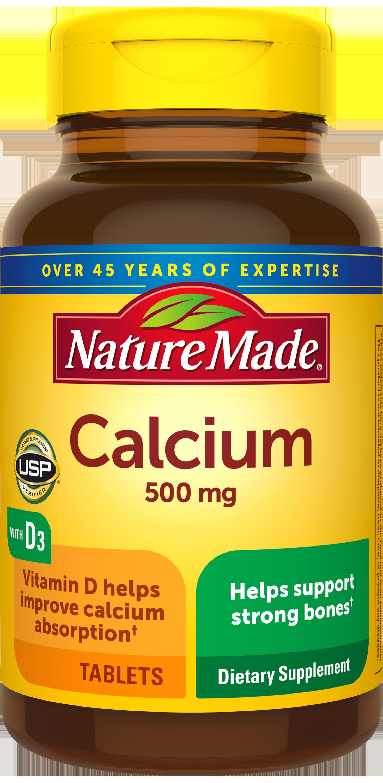 nature made calcium
