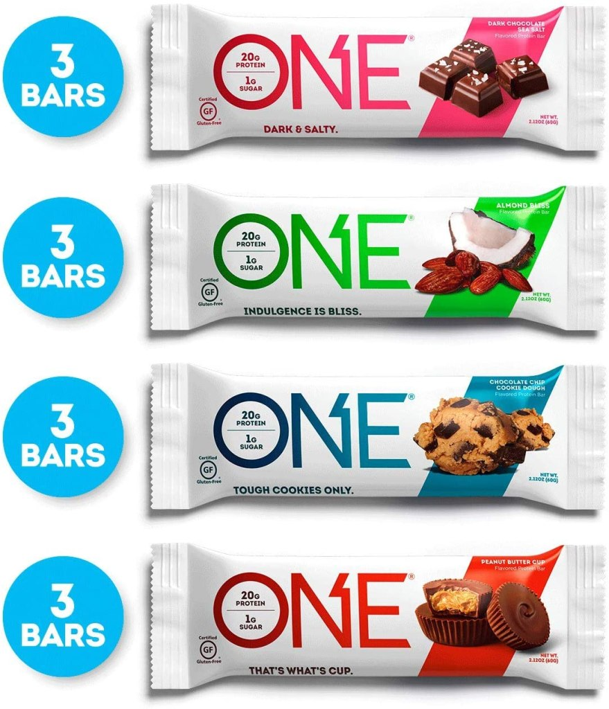 One Best Crossfit Snack Bar Amazon