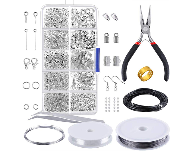 Opount Best Jewelry Making Kit Amazon