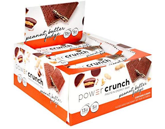 Power Crunch Best Protein Bars for Women on Amazon