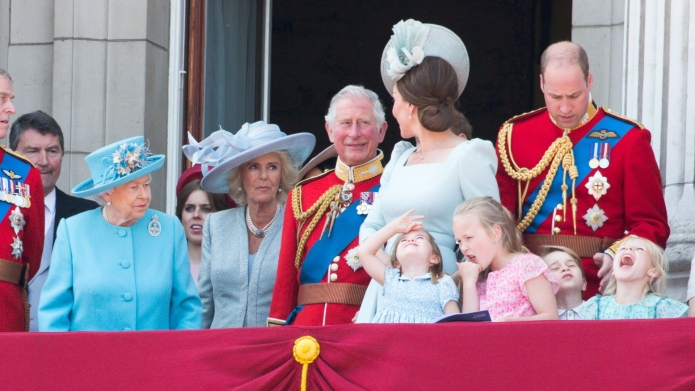 Queen Elizabeth II, Camilla, Duchess of
