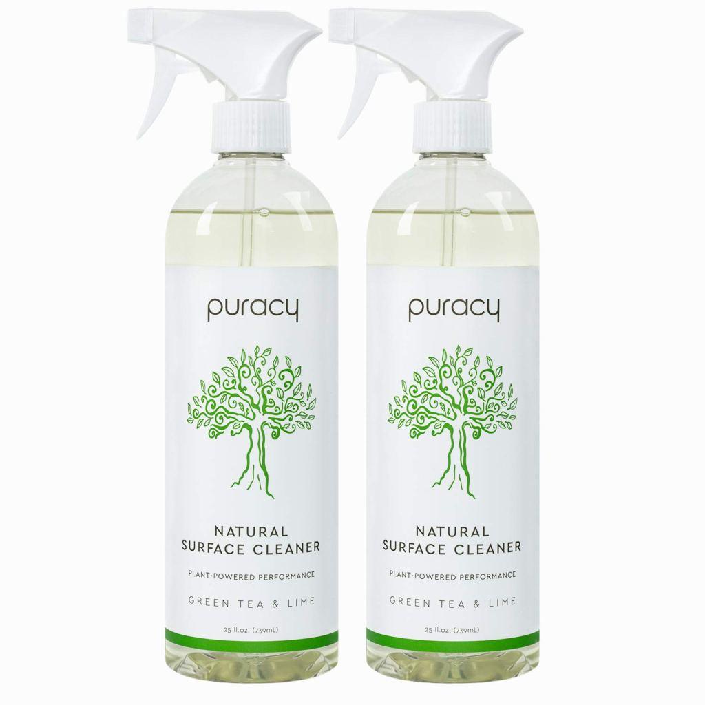 Puracy Natural Best Countertop Cleaner Amazon