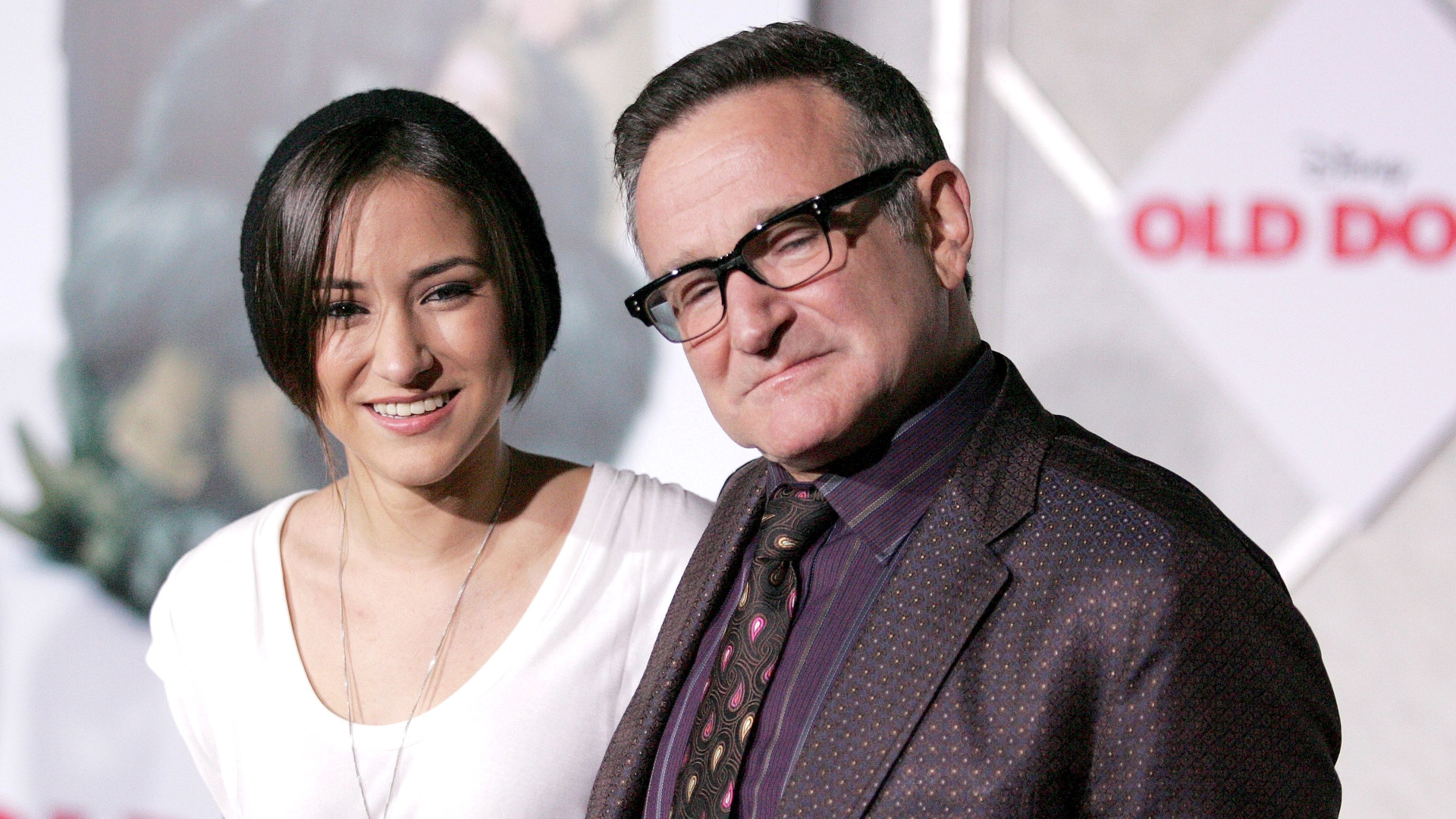 Robin Williams S Daughter Just Shared Sweet Throwback Photo Of Her Dad Sheknows