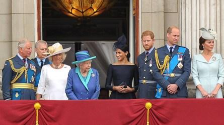 Meghan Markle, Prince Harry, Prince Charles,