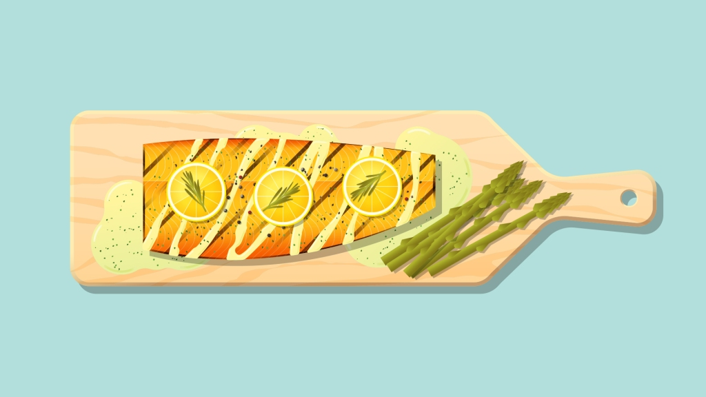 salmon-asparagus-spring-recipes