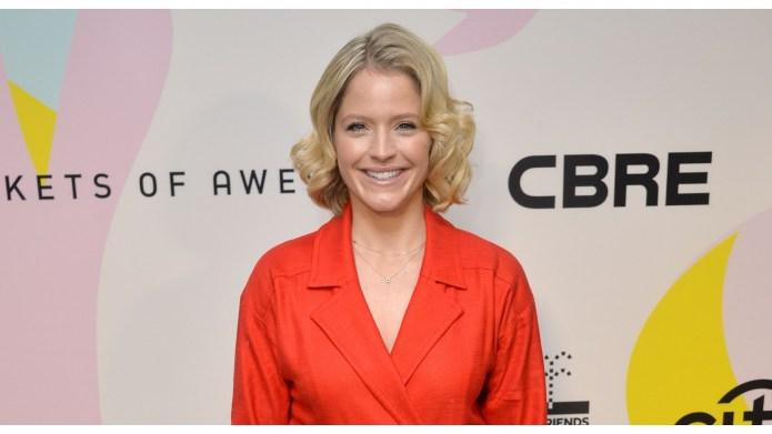 'GMA' Host Sara Haines Has the