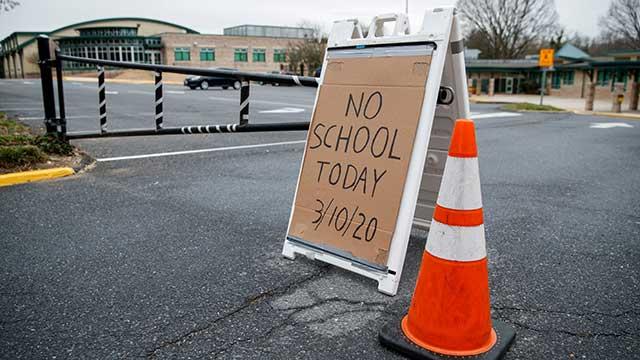 schools close for coronavirus