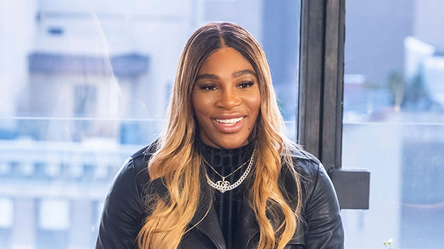 Serena Williams daughter interrupts beauty video