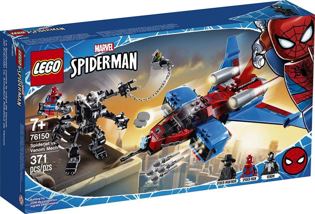 LEGO Marvel Spiderjet