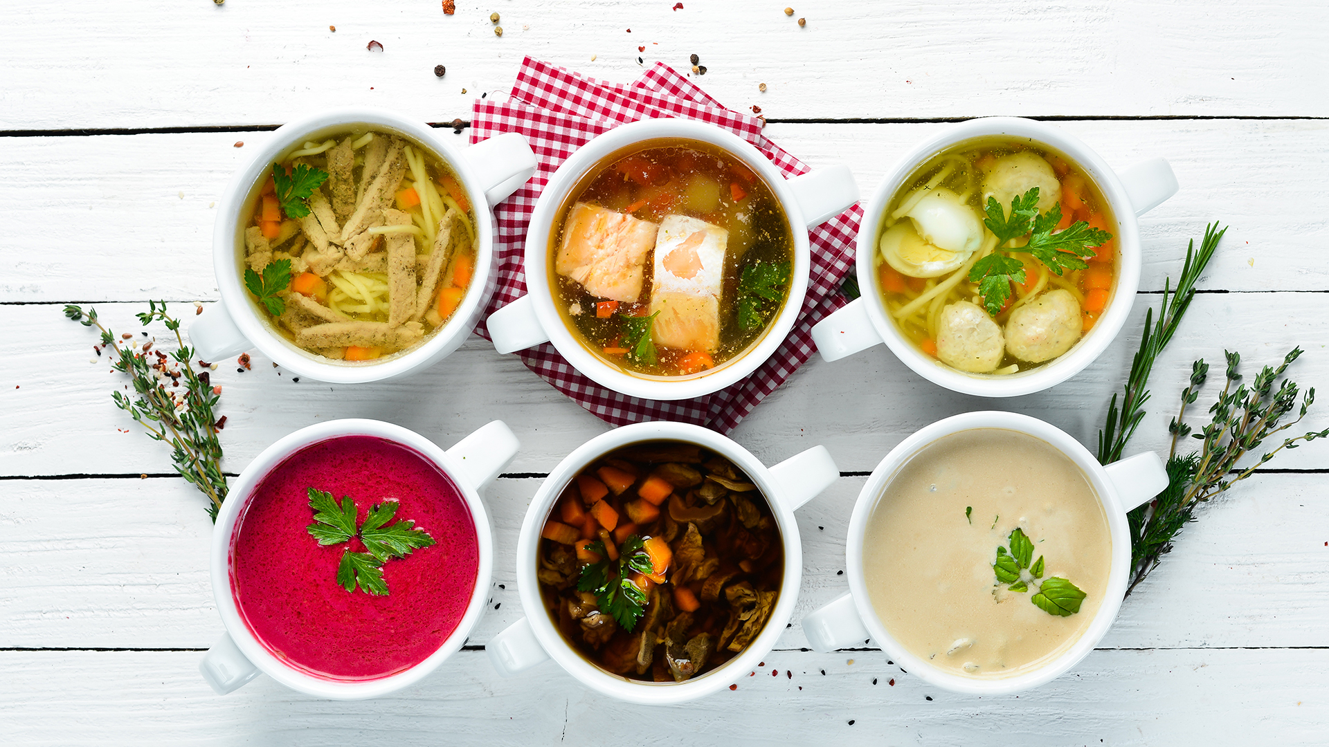 best canned soups for liquid diet