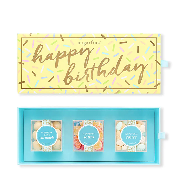 Sugarfina Happy Birthday Set
