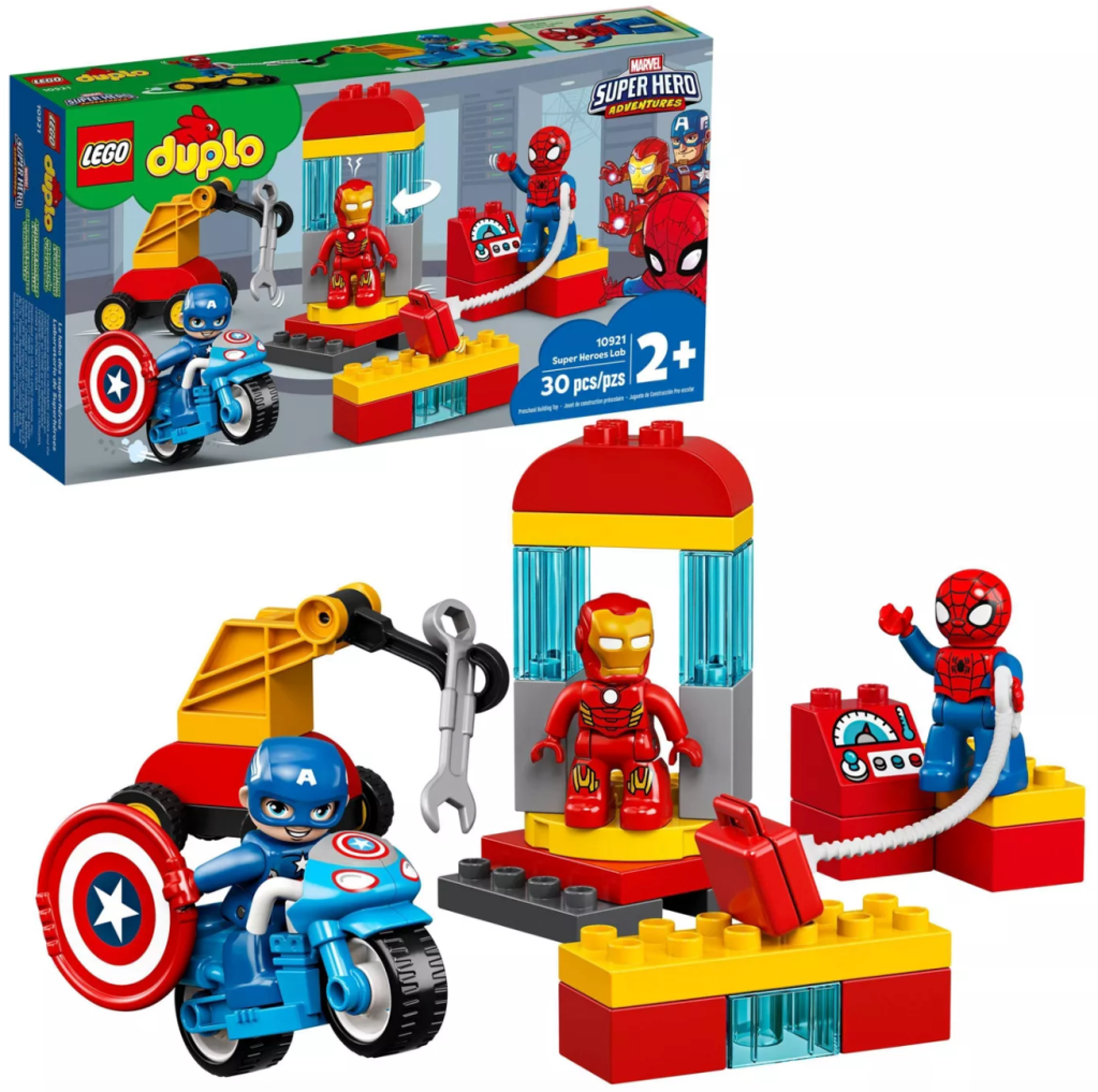 Target Lego Sale Marvel Super Hero