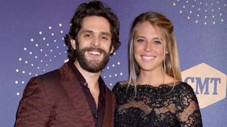 Thomas Rhett & Lauren Akins' Cutest