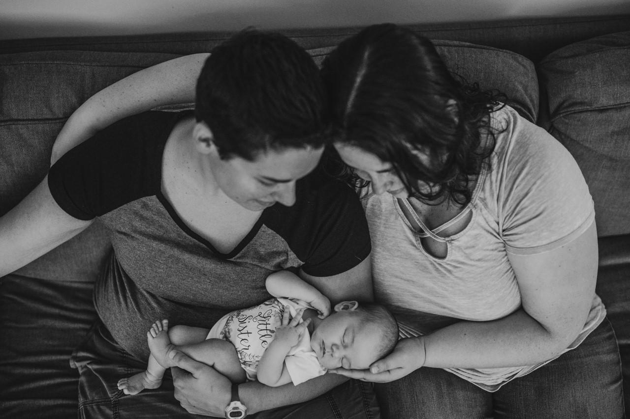 Sarah Prager family