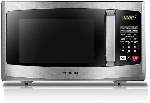 Toshiba best microwave ovens