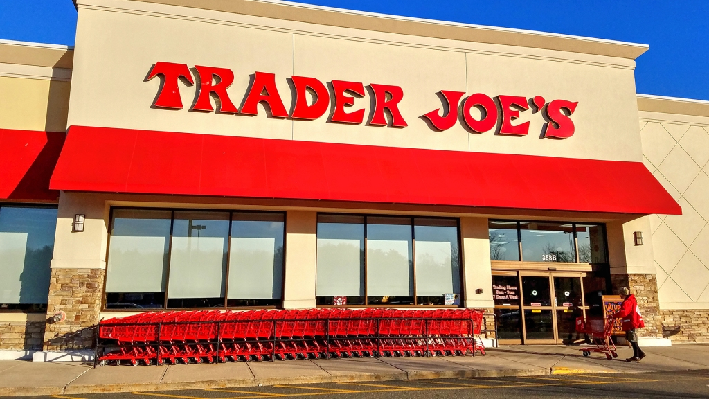 Whoa: Trader Joe's Is Selling Gummy Bear-Flavored Grapes