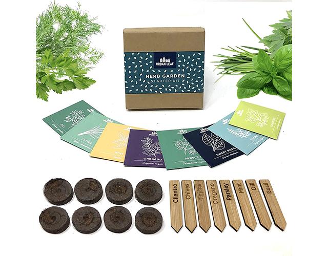 Urban Leaf Best Indoor Herb Kits on Amazon