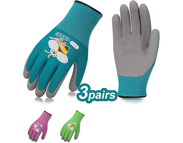 Vgo Gardening Gloves for Kids on Amazon