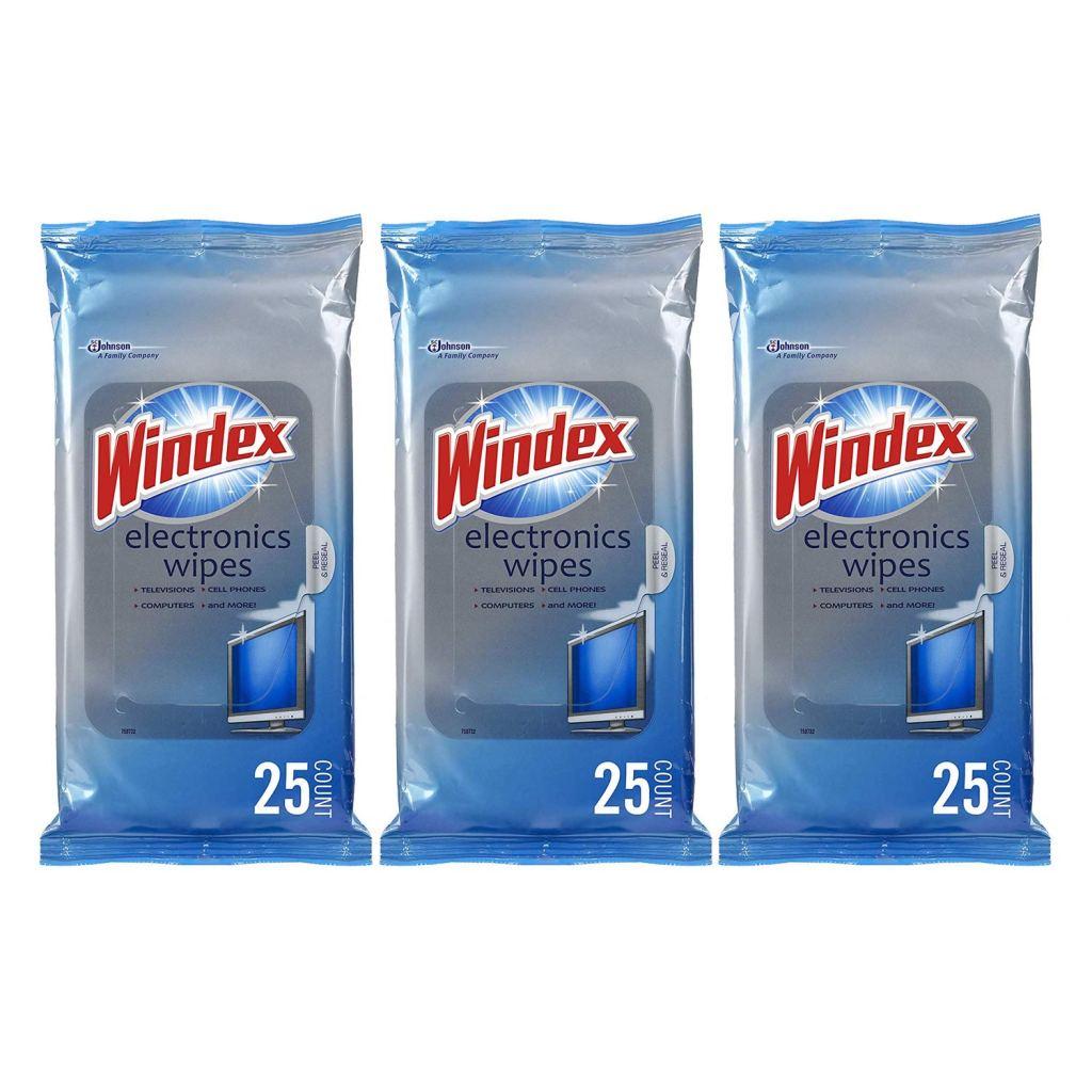 Windex Best Electronic Wipes Amazon