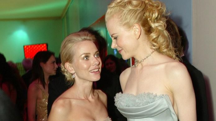 Naomi Watts, Nicole Kidman,