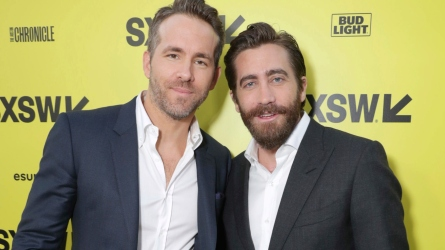 Ryan Reynolds and Jake Gyllenhaal