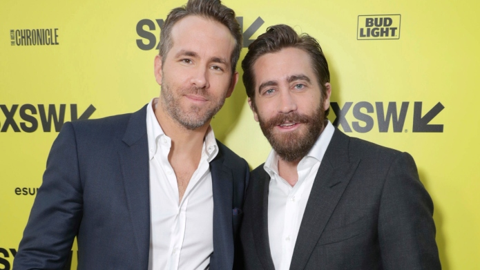 Stars Take On The Shirtless Handstand Challenge Ryan Reynolds More Sheknows