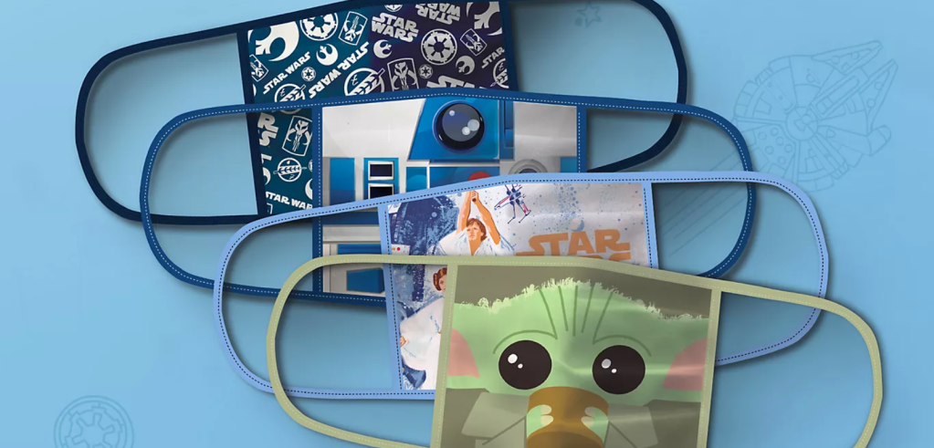 You Can Now Buy Disney Cloth Face Masks For Kids — Proceeds Go To Charity