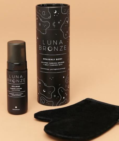 Luna Bronze tanner