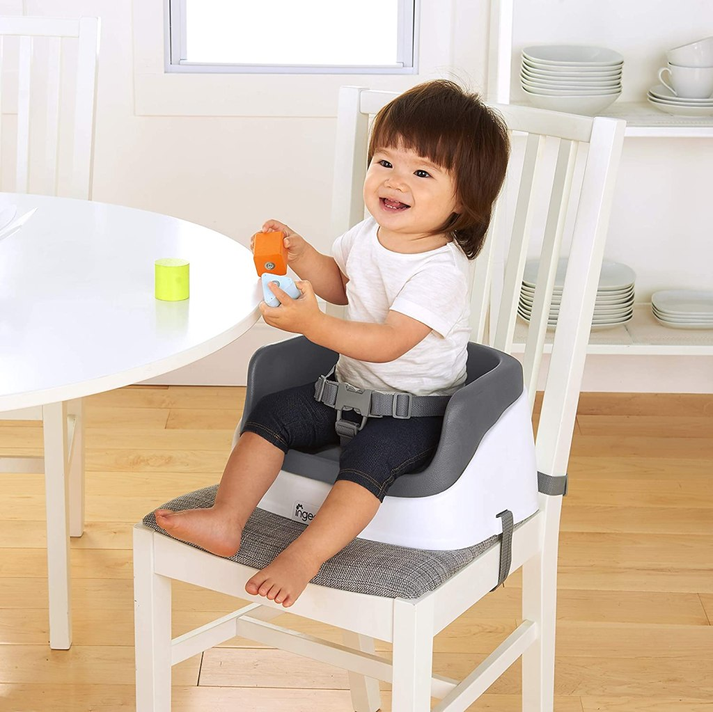 The Best Booster Seats For Self Feeding Toddlers Sheknows