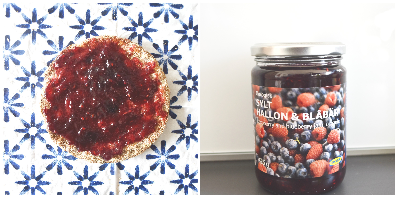 Swedish foods ikea organic jam