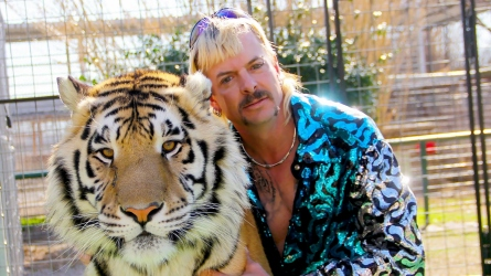 Joe Exotic in Netflix Documentary 'Tiger