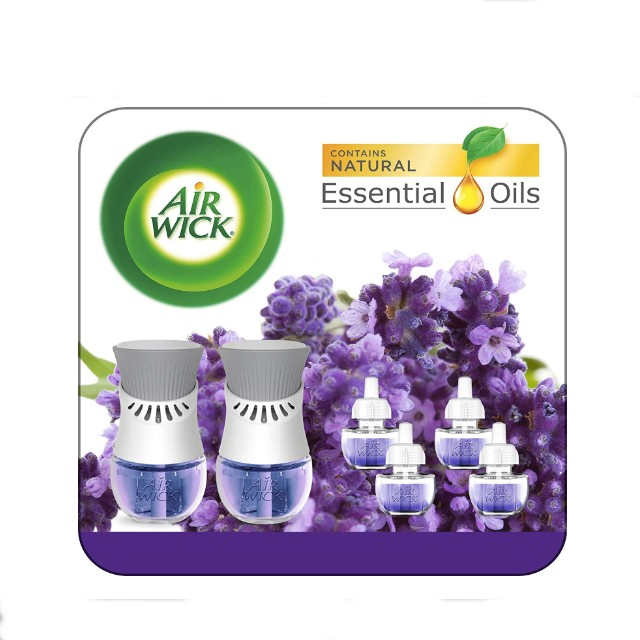 Air Wick Plug in Scented Oil Starter Kit