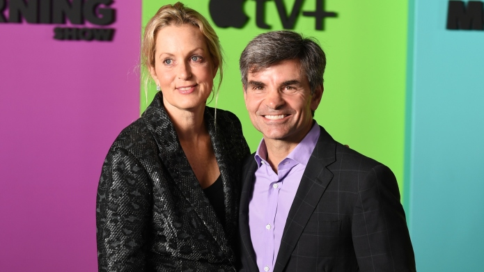 'Good Morning America' Anchor George Stephanopoulos