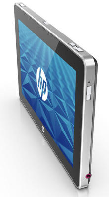 HP announces the release of their HP Slate 500