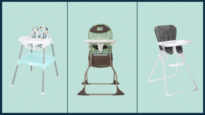High chairs for tight spaces
