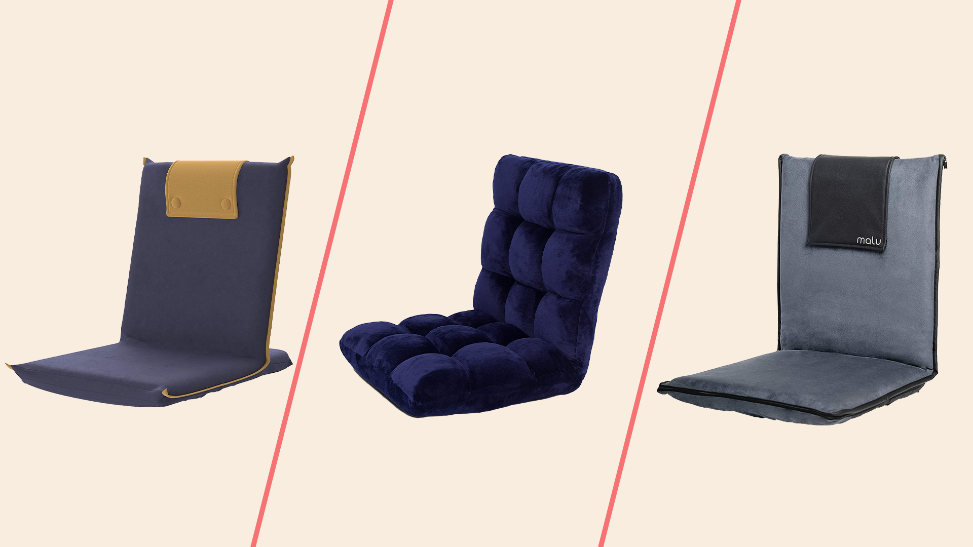 The Best Comfortable Padded Floor Chairs With Back Support Sheknows