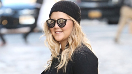 Amy Schumer Shares Adorable New Photo