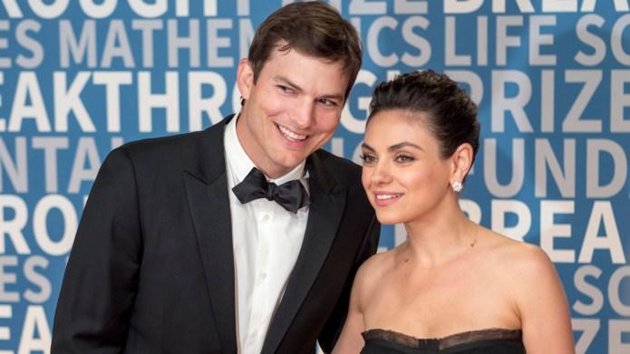 Mila Kunis & Ashton Kutcher's New