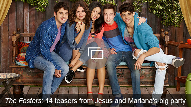 the fosters slideshow