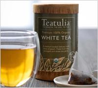 Teatulia white tea