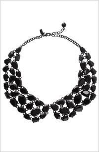 Kate Spade New York collar necklace, $298