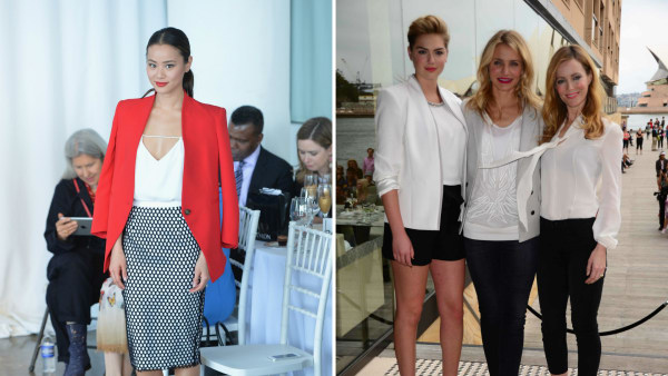 Friday's Fashion Obsessions: Jamie Chung and the cast of The Other Woman