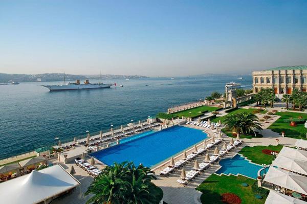 Ç?ra?an Palace Kempinsk, Istanbul