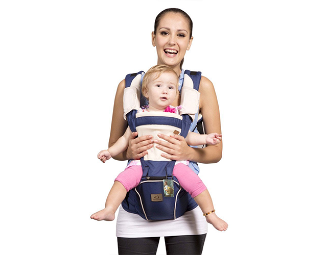 Bebamour Best Baby Carrier Front on Amazon