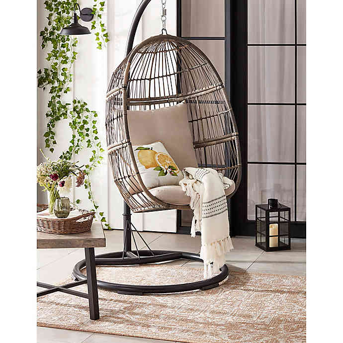 Bee & Willow Egg Chair Bed Bath & Beyond Sale